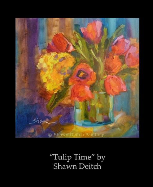 Tulip Time by Shawn Deitch